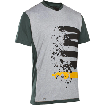 Mesh Fabric T-shirts