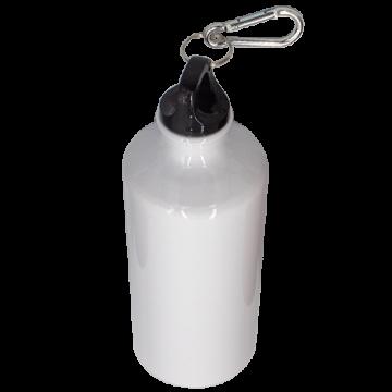Aluminium Bottle 600ml- White