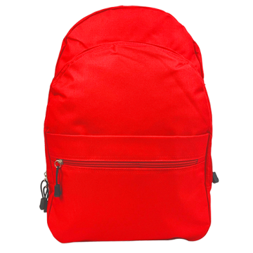 Back Pack- Red