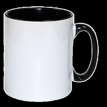 Mug Sublimation Inner Color- Black
