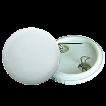 Button Badge Plastic Back- 44mm