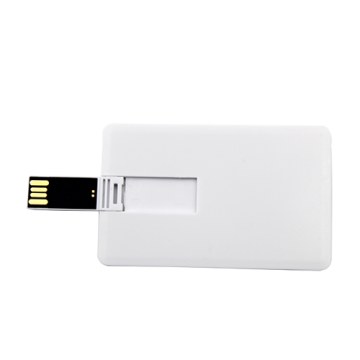 Card USB Milky White without Box