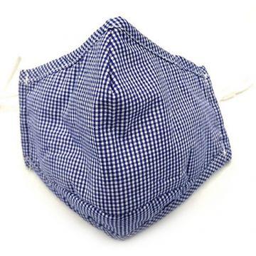 Cloth Fashion Mask Kids - Blue (Non Medical)