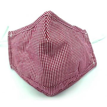 Cloth Fashion Mask Kids - Red (Non Medical)