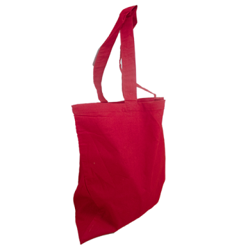COTTON BAG Red