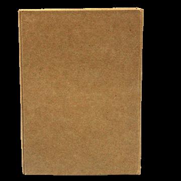Eco Friendly Three Folded Notepad
