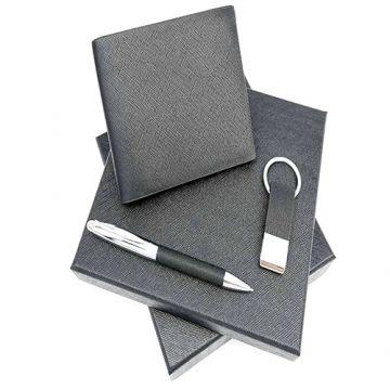 Gift Set (Wallet, Pen, Keychain)