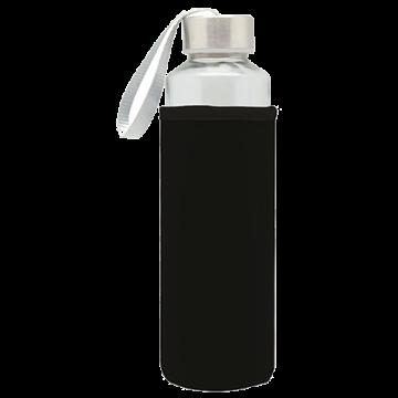Glass Bottle Sleeve- Black