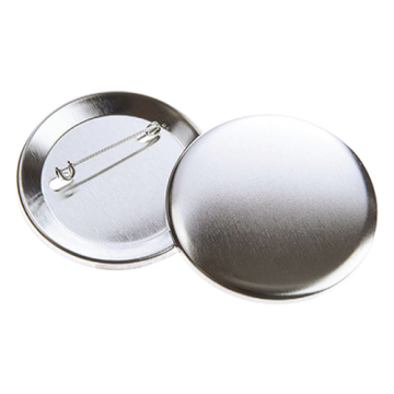 Button Badge Metal Back- 44mm