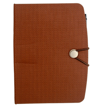 Eco Friendly Notepad Brown