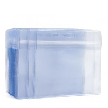 ID Card Pouch PVC - Horizontal 5.4x9.6
