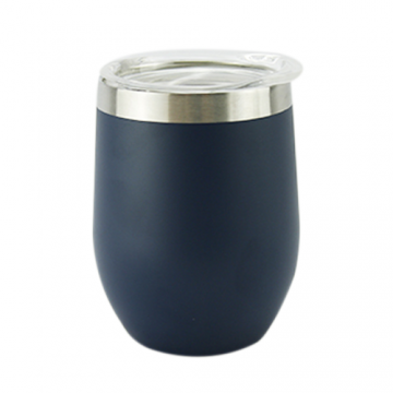 Double Wall Stainless Steel Mug 360ml- Blue