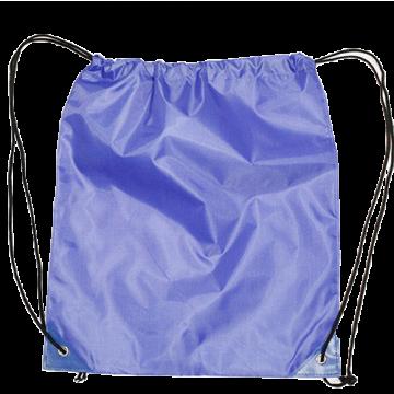 Draw String Bag Leather Corner