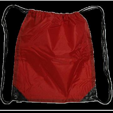 Draw String Bag- Red Alaska