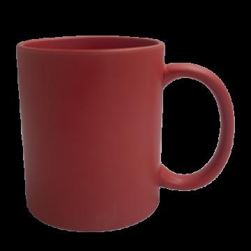 Mug Full Color- Red Matt