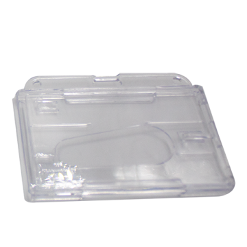 ID Card Pouch Acrylic- Horizontal