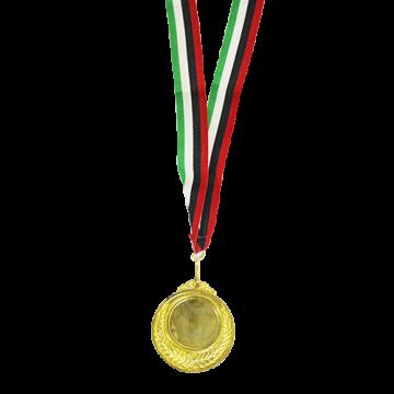 Medal- Gold