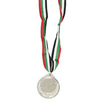 Medal- Silver