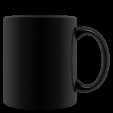 Mug Full Color- Black Matt
