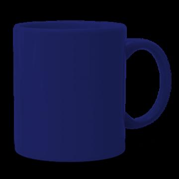 Mug Full Color- Blue Matt