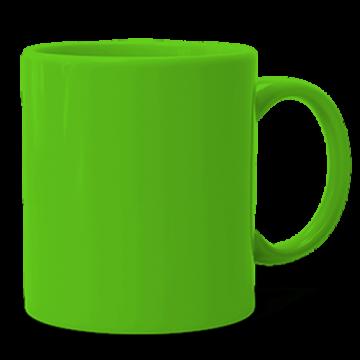 Mug Full Color- Green