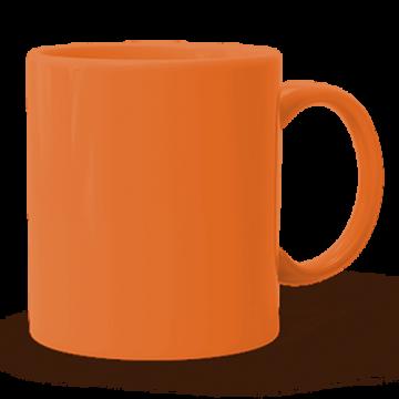 Mug Full Color- Orange