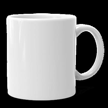 Mug Full Color- White (Screen Printing)