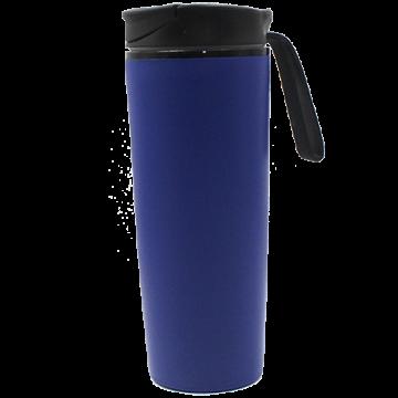 Never Fall Mug- Blue