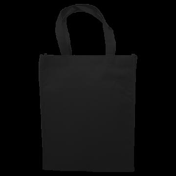 Nonwoven Vertical Bag Full color- Black