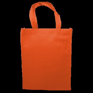 Nonwoven Vertical Bag Full color- Orange