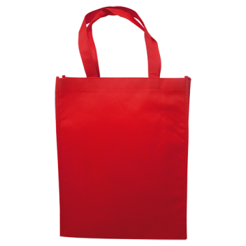Nonwoven Vertical Bag Full color- Red