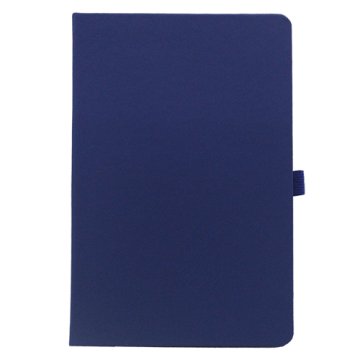 Notebook A5 PU with USB 16GB- Blue