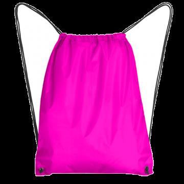 Draw String Bag- Pink