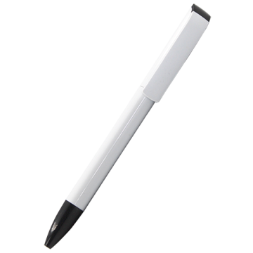 Plastic Pen Model 2- Black