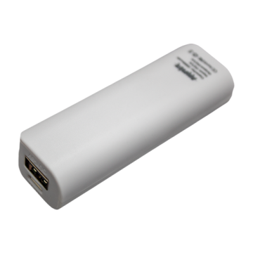 Powerbank 2000 mAh Model 4- White