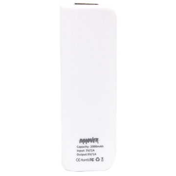 Powerbank 2200 mAh Model 3 White