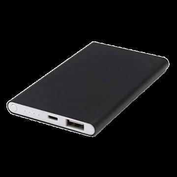 Powerbank 4000 mAh Model 2- Black