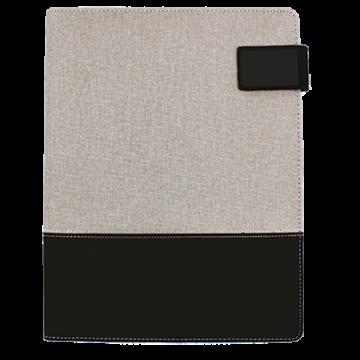 Pu Folder with Plate
