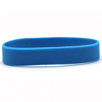 Silicon Wrist Band- Sky Blue