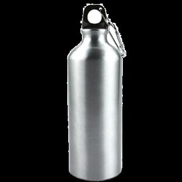 Aluminium Bottle 750ml- Silver