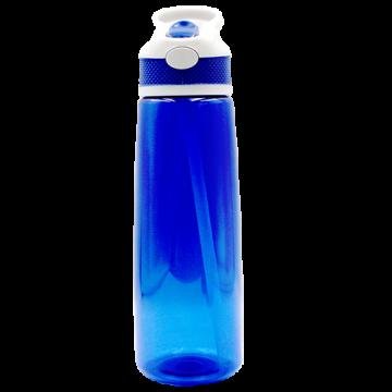 Sipper Bottle Sports Style 680ml- Blue