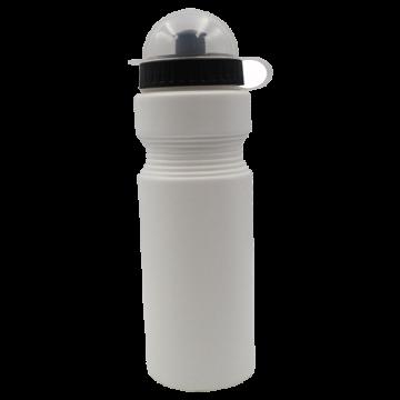 Sports Bottle 600ml- White