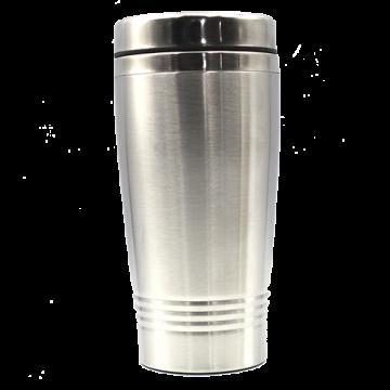 Steel Travel Mug 450ml without Handle