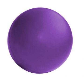 Stress Ball Round- Purple