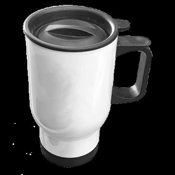 Travel Mug Sublimation- White