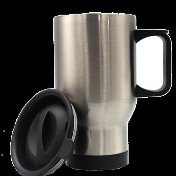 Travel Mug Sublimation- Silver