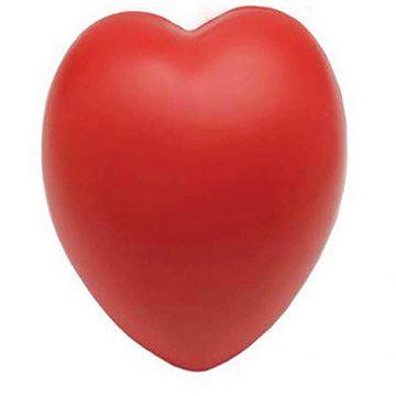 Stress Ball Heart Shape- Red